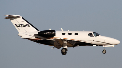 N325HS - Cessna 510 Citation Mustang - Private