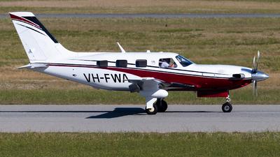 VH-FWA - Piper PA-46-500TP Malibu Meridian - Private