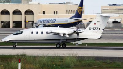 A picture of DIZZY - Piaggio P180 Avanti - AirGO Private Airline - © Buzu
