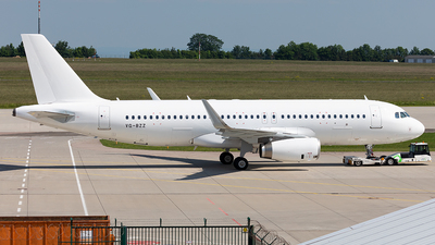 VQ-BZZ - Airbus A320-232 - Untitled