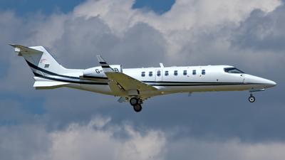 G-SOVB - Bombardier Learjet 45 - Sovereign Air