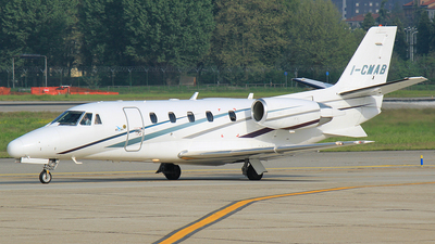 I-CMAB - Cessna 560XL Citation Excel - Aliven