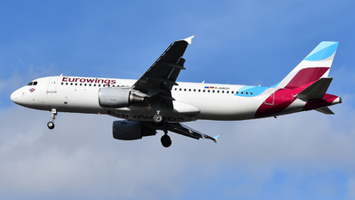 A picture of DABDP - Airbus A320214 - Germanwings - © MilanWitham