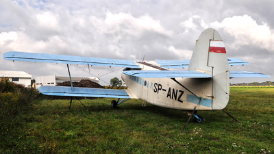 SP-ANZ - PZL-Mielec An-2R - Private