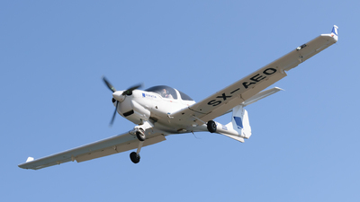 SX-AEO - Diamond DA-40NG Diamond Star - Egnatia Aviation