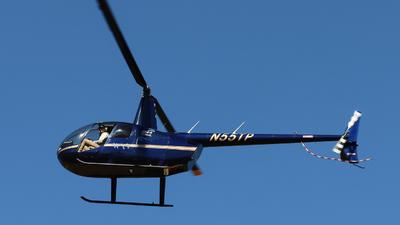 N55TP - Robinson R44 Raven II - Private