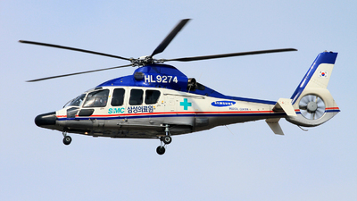 HL9274 - Eurocopter EC 155 B1 - Samsung Techwing Aviation
