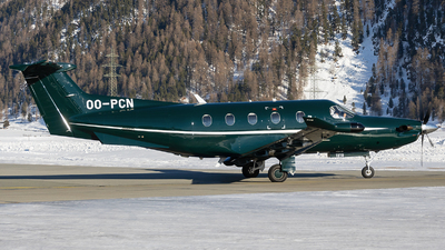 OO-PCN - Pilatus PC-12/47E - European Aircraft Private Club (EAPC)
