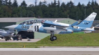 A picture of CGITA - Dornier Alpha Jet A - [040] - © Patrick Weis