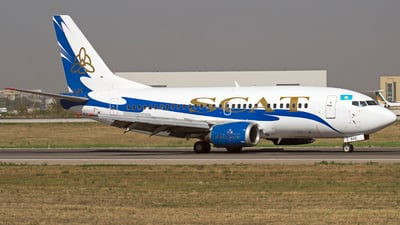 LY-AYZ - Boeing 737-548 - Scat Air Company