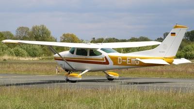 D-EIIG - Reims-Cessna F182Q Skylane II - Aero Club - Coburg