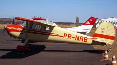 PR-NAB - Cessna 140A - Private