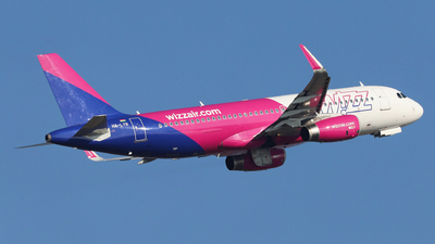 A picture of HALYR - Airbus A320232 - Wizz Air - © László Kurilla