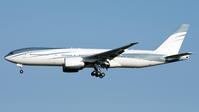 VP-CAL - Boeing 777-2KQLR - Aviation-Link