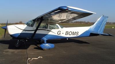 A picture of GBOMS - Cessna 172N Skyhawk - [17269448] - © Glyn Charles Jones