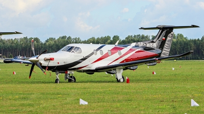 SP-WBW - Pilatus PC-12/47E - Private