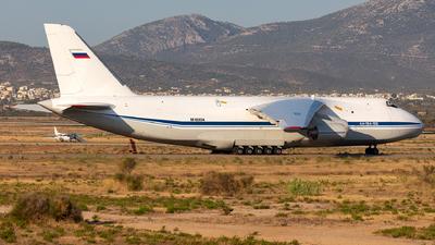RF-82034 - Antonov An-124-100 Ruslan - Russia - Air Force