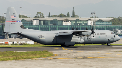 11-5732 - Lockheed Martin C-130J-30 Hercules - United States - US Air Force (USAF)