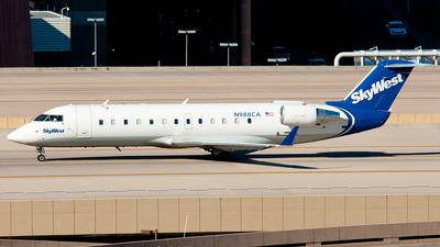 N988CA - Bombardier CRJ-100ER - SkyWest Airlines