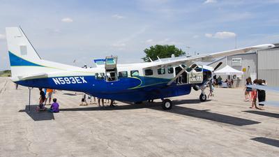 N593EX - Cessna 208B Grand Caravan EX - Cessna Aircraft Company
