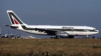 I-BUSJ - Airbus A300B4-203 - Alitalia
