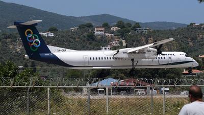 SX-OBA - De Havilland Canada Dash 8-400 - Olympic Air