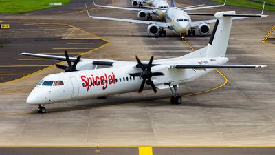 VT-SUU - Bombardier Dash 8 402Q - SpiceJet