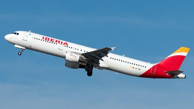 EC-IGK - Airbus A321-211 - Iberia