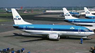 PH-BDE - Boeing 737-306 - KLM Royal Dutch Airlines