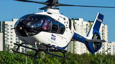 G-LAVA - Airbus Helicopters H135 - Private