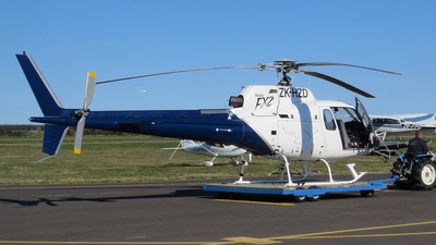 ZK-HZD - Eurocopter AS 350B2 Ecureuil - Helicopter Services