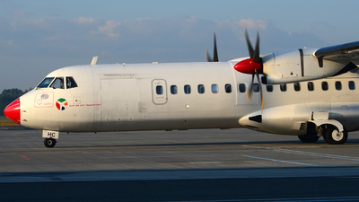 OY-LHC - ATR 72-212 - Danish Air Transport (DAT)