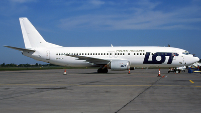 SP-LLH - Boeing 737-4S3 - LOT Polish Airlines