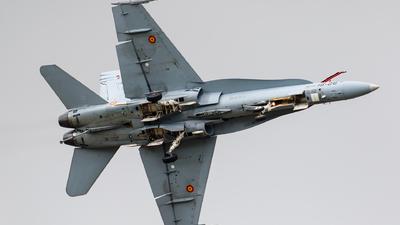 C.15-39 - McDonnell Douglas EF-18A+ Hornet - Spain - Air Force