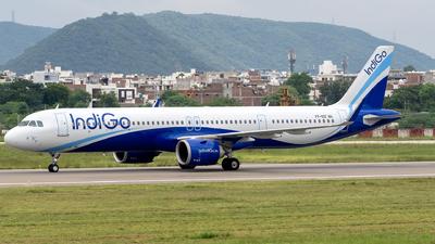 VT-IUZ - Airbus A321-251NX - IndiGo Airlines