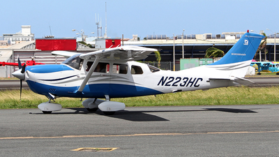 N223HC - Cessna 206H Stationair - Private