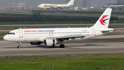 B-6796 - Airbus A320-214 - China Eastern Airlines