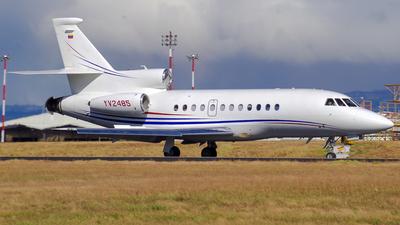 YV2485 - Dassault Falcon 900EX - Private