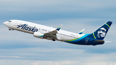 A picture of N597AS - Boeing 737890 - Alaska Airlines - © HH2020