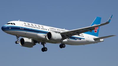 A picture of B306M - Airbus A320251N - China Southern Airlines - © Tom Cheng
