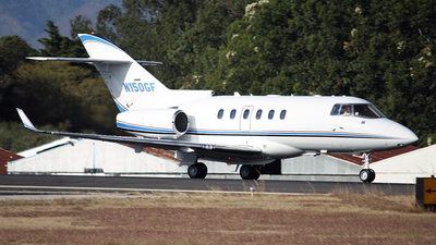N150GF - Raytheon Hawker 850XP - Private