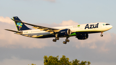 PR-ANW - Airbus A330-941 - Azul Linhas Aéreas Brasileiras