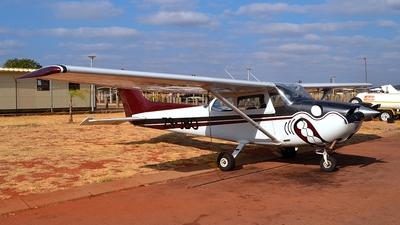 ZS-JBO - Cessna 172M Skyhawk - Blue Chip Flight School