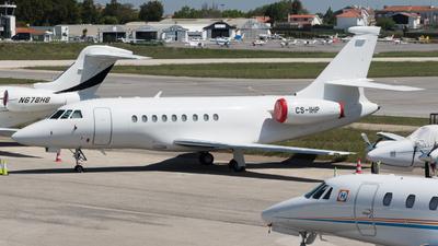 CS-IHP - Dassault Falcon 2000 - Private