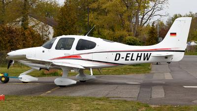 D-ELHW - Cirrus SR20-G6 - Luftfahrtverein Mainz e.V.