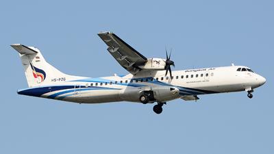 HS-PZG - ATR 72-212A(600) - Bangkok Airways