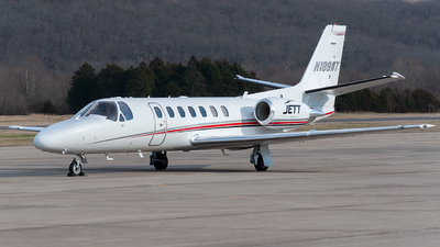 N189WT - Cessna 560 Citation Ultra - Jett Aircraft