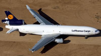 N646FE - McDonnell Douglas MD-11(F) - Lufthansa Cargo