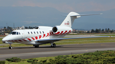 XA-BAE - Cessna 750 Citation X - Private