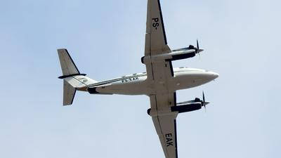 PS-EAK - Beechcraft B200GT King Air 250 - Private